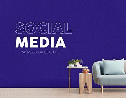 Social Media - Móveis Planejados