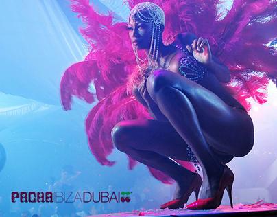 Pacha Ibiza Dubai Opening Night