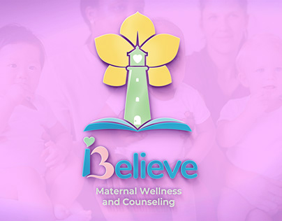 iBelieve Maternal Wellness - Branding