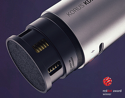 KORUS ∙ Wireless Modular Microphones