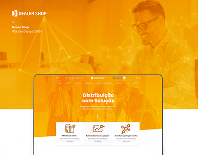 Dealer Shop - Website