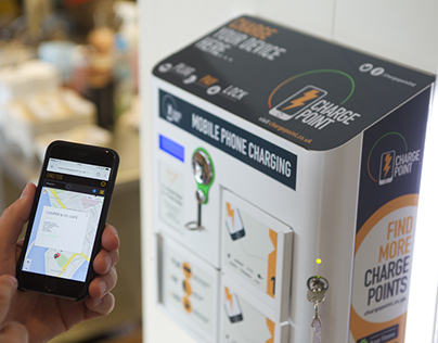 Charge Point identity & branding