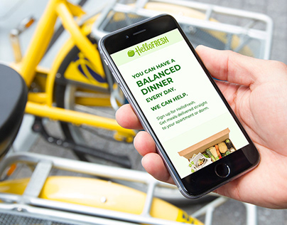 HelloFresh Integrated Campaign