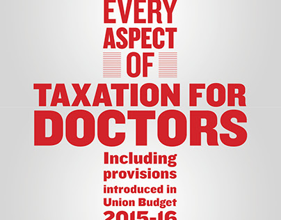 Book Design: Taxation for Doctors
