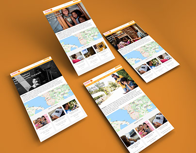 Media 7 | Website concept