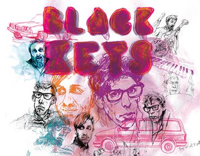 The black keys // carney, auerbach