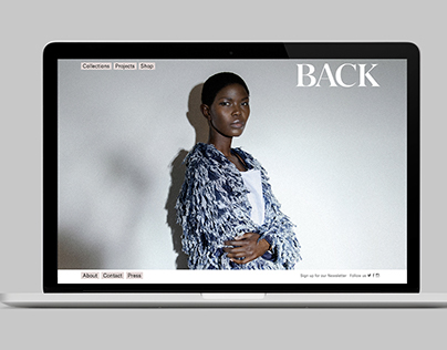 BACK website