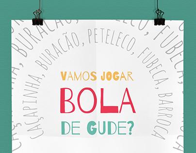 Cartaz para Evento Infantil - Grupo Festa de Rei