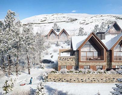 Vall Aran houses