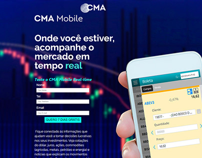 CMA Mobile