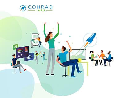 Website Design- Conradlabs.com