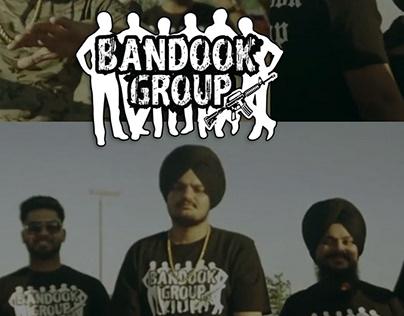 Bandook Group Artwork