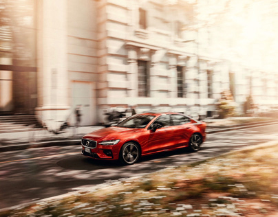 VOLVO S60 // PASSION ROUGE