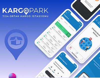 Kargopark Mobile App