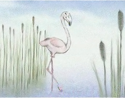 Charmin's Flamingo