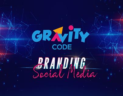 Gravity Code   Branding and Social media