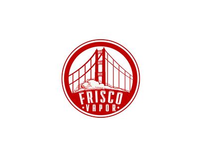 Frisco Vapor   Branding