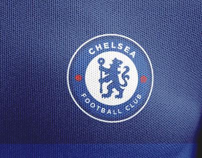 Chelsea Logo Refresh