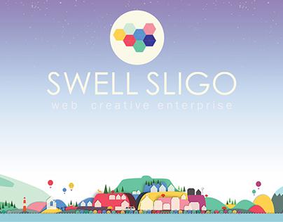Swell Sligo Illustration