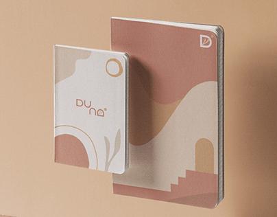 Identidade Visual - Duna Arquitetura e Interiores