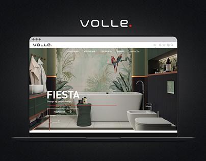 Design of eCommerce web site