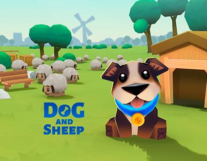 Dog & Sheep Mobile Game