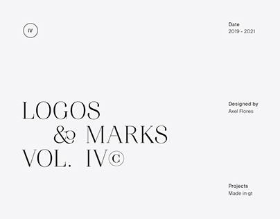 Logos & Marks - No.4