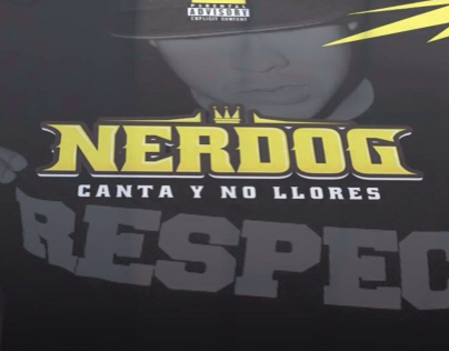 Disco Nerdog -Canta y no llores