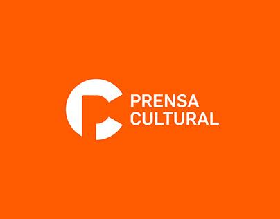 PRENSA CULTURAL Visual Identity