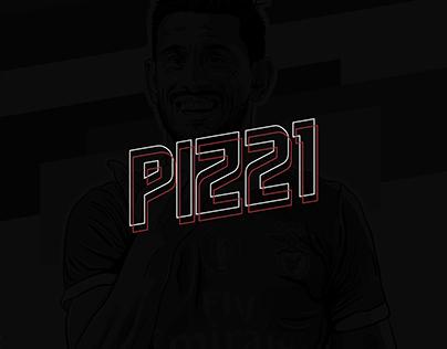 Pizzi - Shinpads