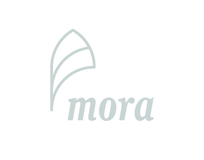 Mora brand identity