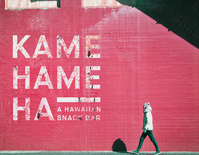 Kamehameha | Branding