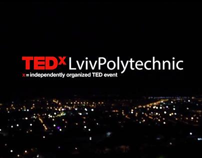 Promo video to TEDxLvivPolytechnic