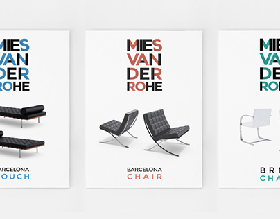 Mies Furniture Brochure