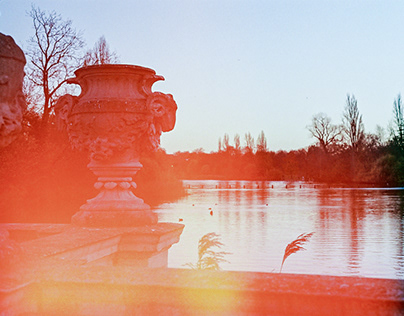 Film Photography | Autumn in London