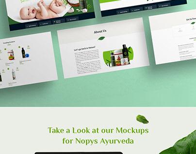 Website for nopys