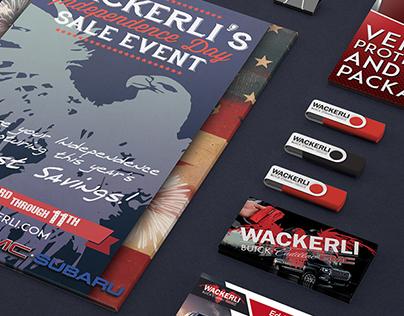 Rebranding the Wackerli Auto Group
