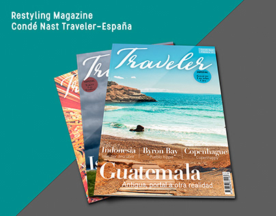 Restyling Magazine 'Traveler'