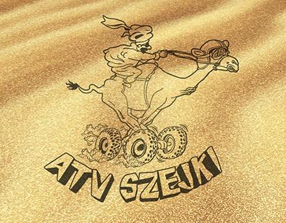 "The logo ""ATV SZEJKI"""