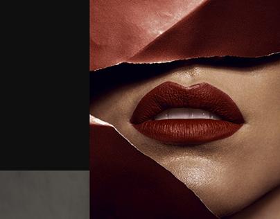 Yuliya Riabiik beauty studio: branding, site developmen