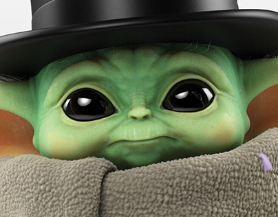 Baby Yoda - The Hollywood Reporter