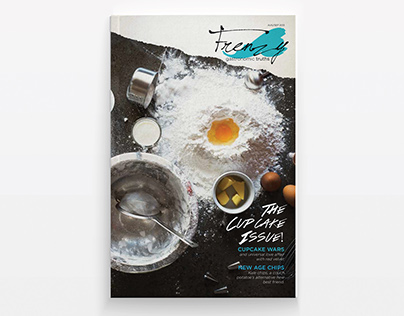 Frenzy Food Magazine