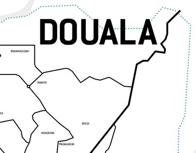 Douala Maps