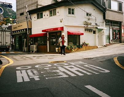 south korea / a 35mm film series