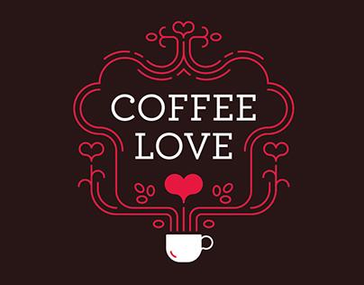 Coffee Love identity