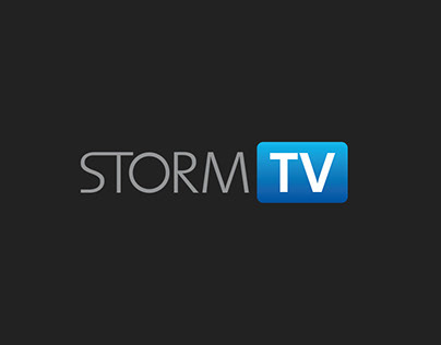 Storm TV - Plataforma de Streaming de Video