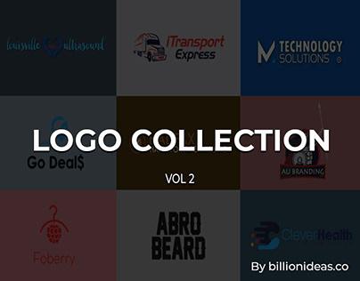 Logos Design Collection - Volume 2