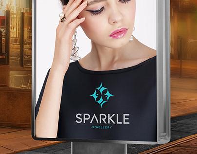 Sparkle Jewellery Branding