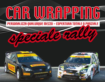 Luca Design CAR WRAPPING