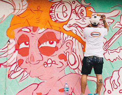 Canvas Urbano, Bolos el Ñeque